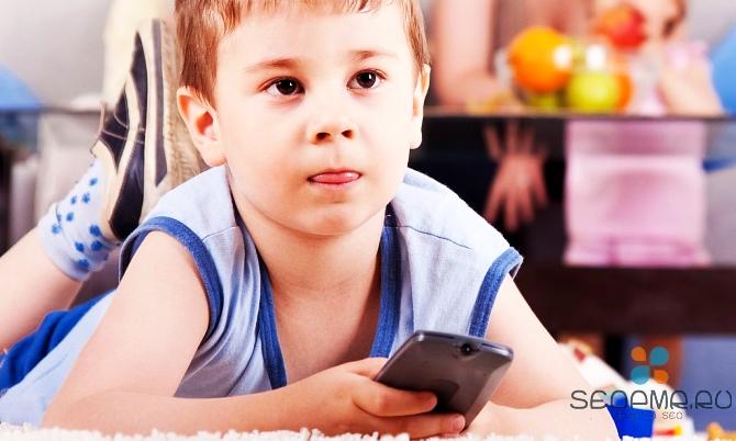 Смотреть ли ребенку телевизор?