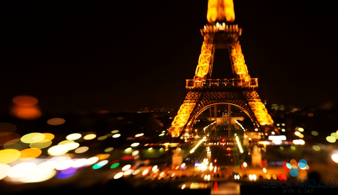 Достопримечательности Адлера и Парижа