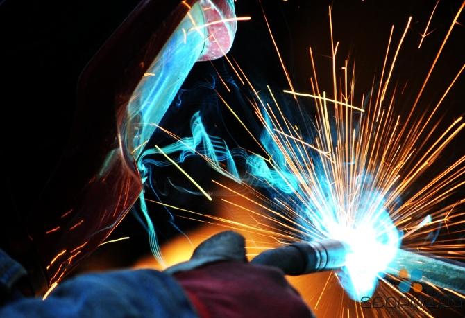 Применение ручной дуговой сварки в промышленном строительстве