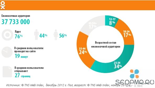 анализу аудитории от TNS Web Index