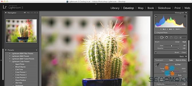 Lightroom 5 от Adobe уже поступил в продажу