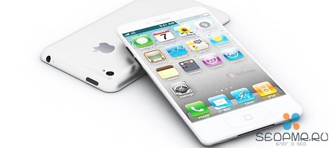 Дизайн ожидаемого Apple iPhone 5S попал в сеть