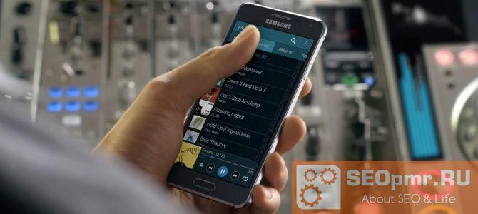 Обзор Samsung GALAXY Alpha: самый тонкий смартфон у Samsung