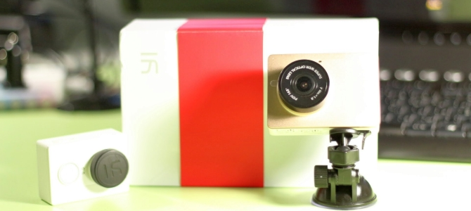 Видеорегистратор Xiaomi Yi Car WiFi DVR: ПОДРОБНЫЙ ОБЗОР