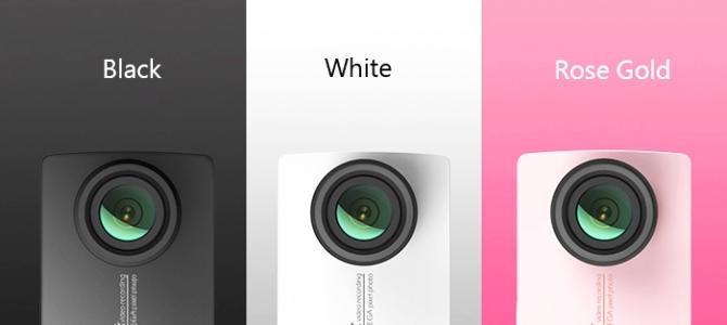Xiaomi Yi II 4K International Version - MH #2