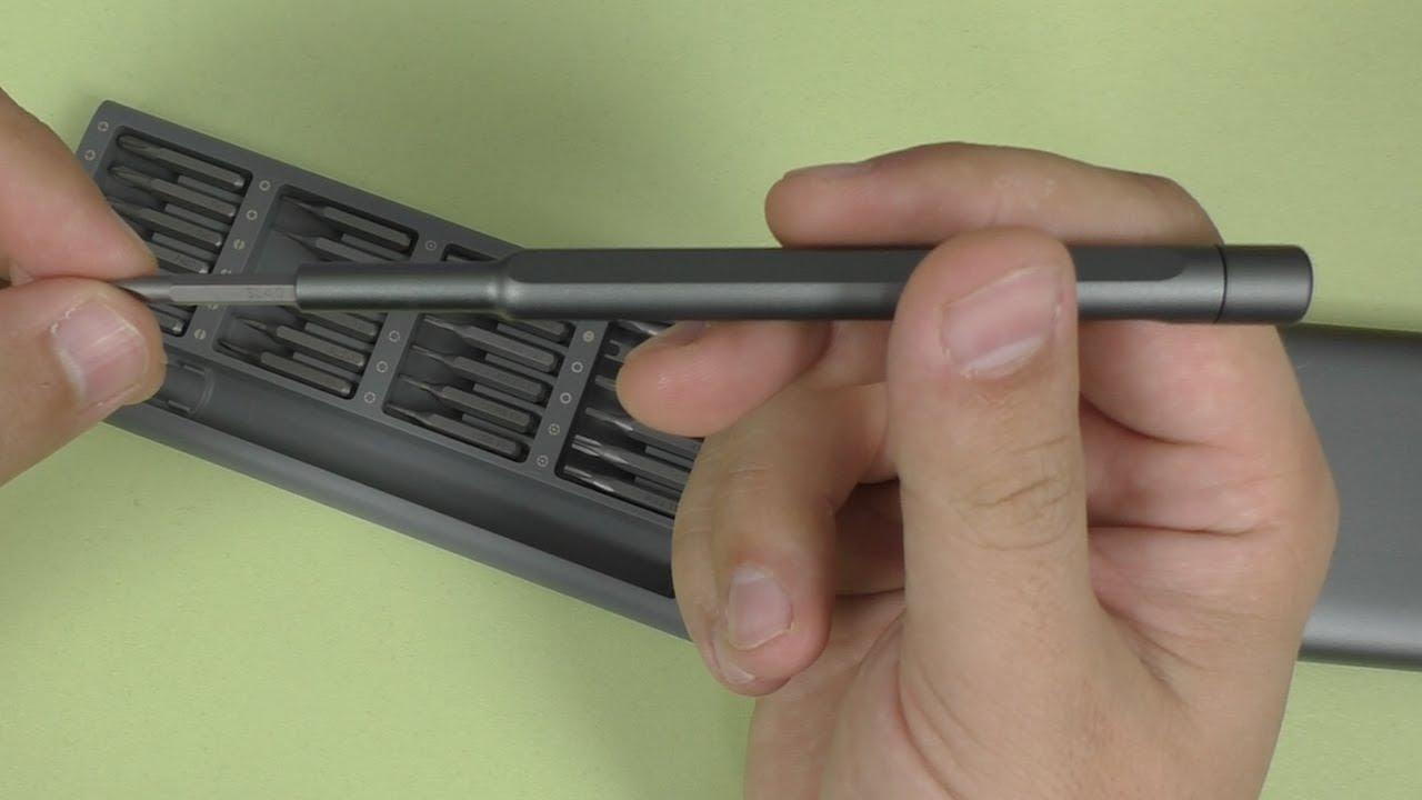 САМЫЙ ПОДРОБНЫЙ ОБЗОР Xiaomi Wiha ► Набор отверток СЯОМИ 24 в 1 Precision Screwdriver Kit