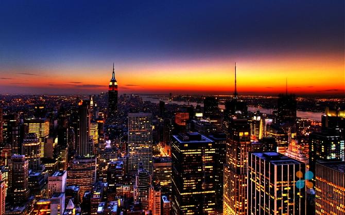 Рейтинг крупнейших городов США