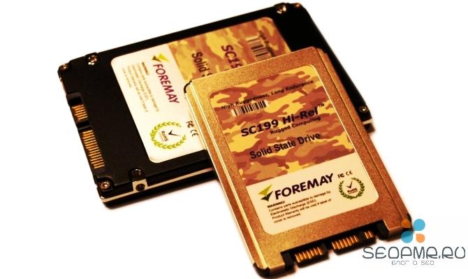 Foremay выпустила SSD-накопитель емкостью 2 Тб