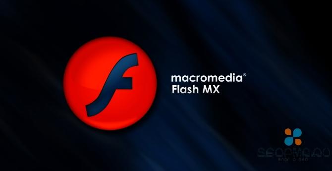 Инструменты кисть и ластик в Macromedia Flash