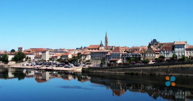 Франция, Бержерак: достопримечательности
