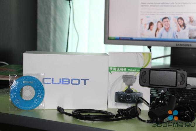 CUBOT GS9000Pro: как я купил видеорегистратор на Ebay + мой обзор девайса